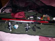 Browning Coarse Fishing Rods and Reels