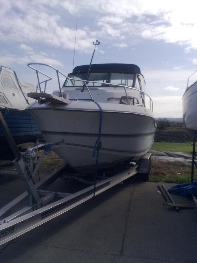 Fast fishing boat renken medway boats for sale used for Fast fishing boats