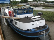 Characterful Dutch Barge