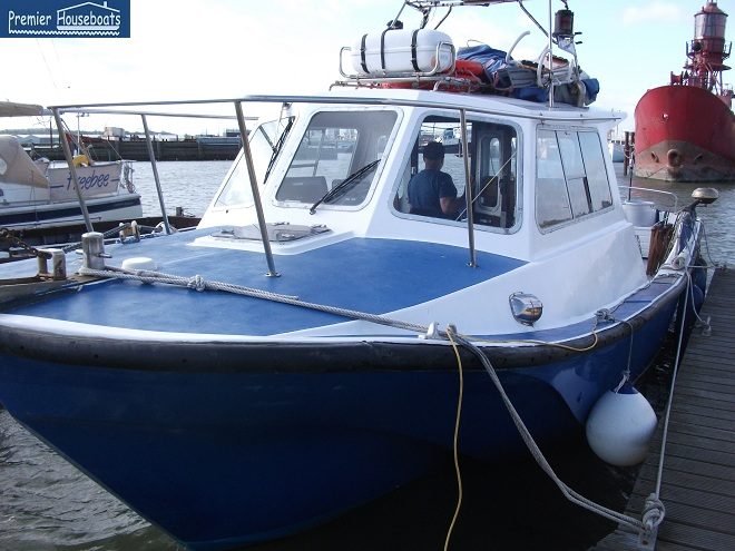 Offshore 105 fishing boat for sale medway boats for for Tuna fishing boats for sale
