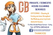 CB PRIVATE CLEANING SERVICES