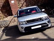 Land Rover Range Rover Sport 80000 miles