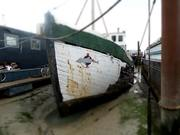 Converted Danish Trawler - Grenaa- way