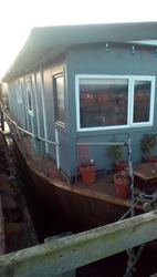 Houseboat to Complete - Moonlight Rose