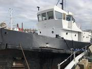 Stunning Tug Conversion - Sea Challenge