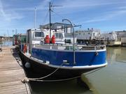 Converted Dutch Harbour Tug - Lilywhite