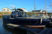 Cruising Houseboat Project - Canard