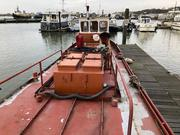 Commercial barge for work or conversion - Paulina