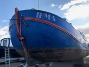 Dutch Barge for Refurbishment - Irma