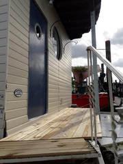 Regents Canal Barge Conversion - Pandora