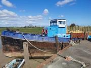 Ex Thames Tug for Conversion - William Ryan