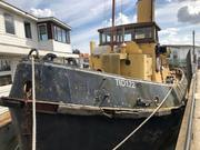 Historic Tug to Convert - TID172